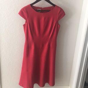 Anne Klein Red Dress